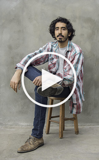 Dev Patel: Actor in a Supporting Role nominee