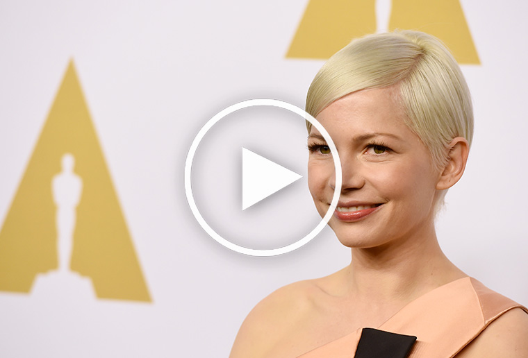 Michelle Williams: Actress in a Supporting Role nominee