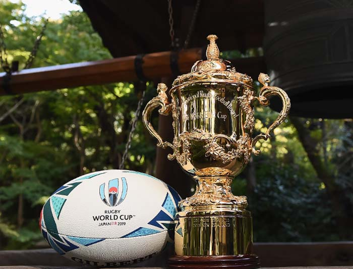 Rugby World Cup 2019 - Build Up